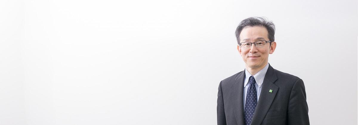 採用が経営を変えた瞬間 代表取締役社長 田中利直氏