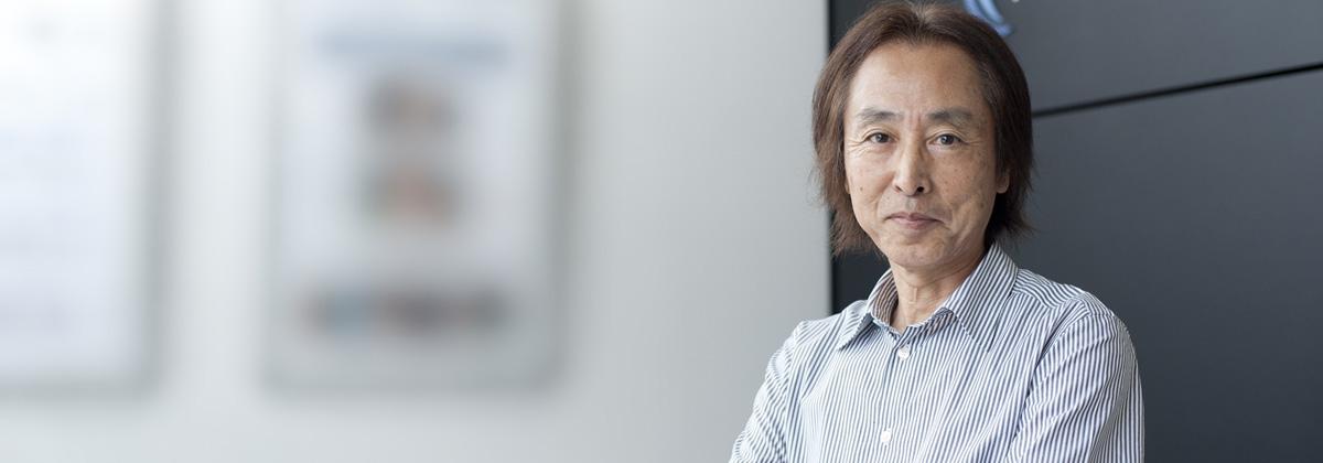 採用が経営を変えた瞬間 代表取締役社長兼CEO 福田 幸雄氏
