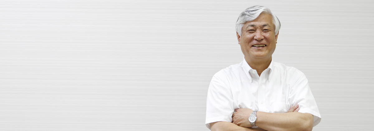 採用が経営を変えた瞬間 代表取締役社長 依田 優治氏