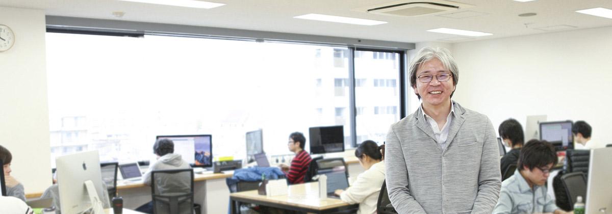 採用が経営を変えた瞬間 代表取締役 佐々木 勉氏