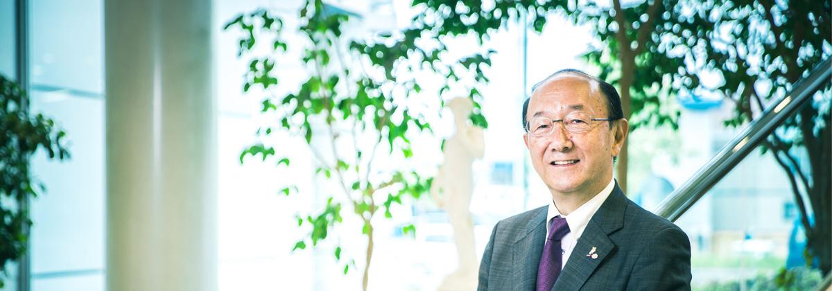 採用が経営を変えた瞬間 代表取締役社長 杉本 惠昭氏