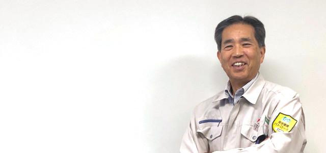 採用が経営を変えた瞬間 取締役 高橋 正志氏