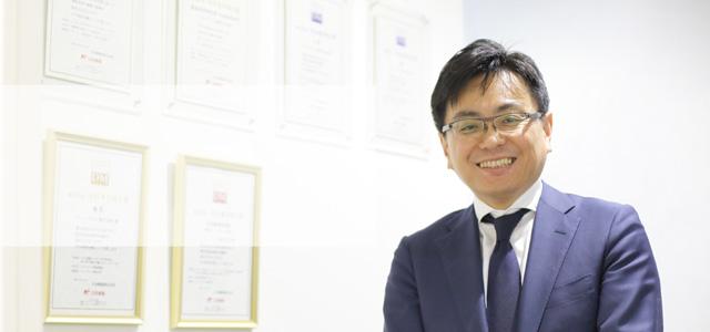 採用が経営を変えた瞬間 代表取締役社長 佐々木卓也氏