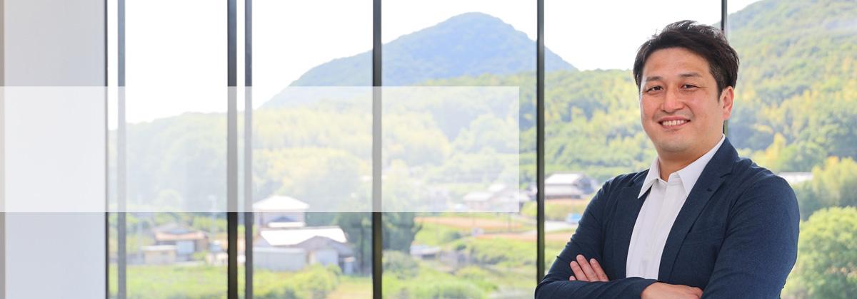 採用が経営を変えた瞬間 代表取締役 高畑洋輔氏